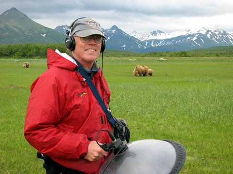 Meet Richard Nelson at the Campbell Creek Science Center